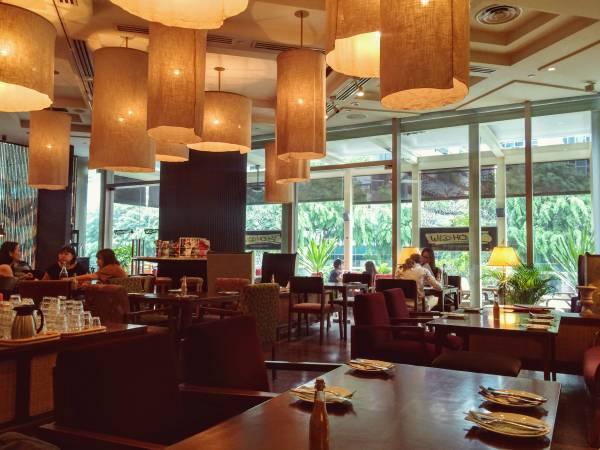 シンガポールのおしゃれなカフェ