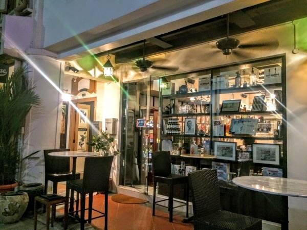シンガポールの豪華なレストラン
