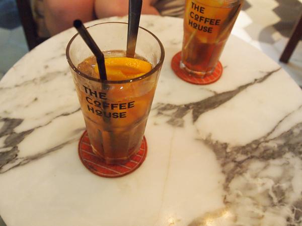 【店舗情報:The Coffee House 住所: 2, Lê Duẩn, Bến Nghé, District 1, Ho Chi Minh City】サイゴン動植物園から徒歩5分の休憩にぴったりなカフェ。