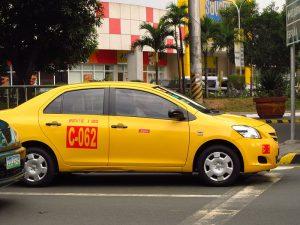 エアポートタクシー_フィリピン