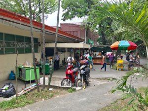 フィリピン大学 ショッピングセンター