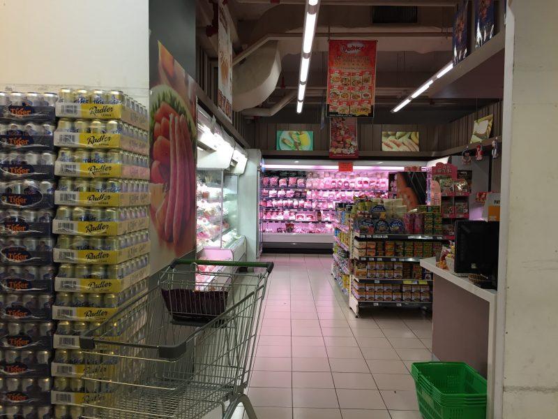 マレーシア生活 ノンハラル商品