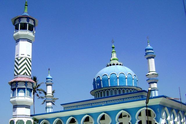 インドネシア モスク
