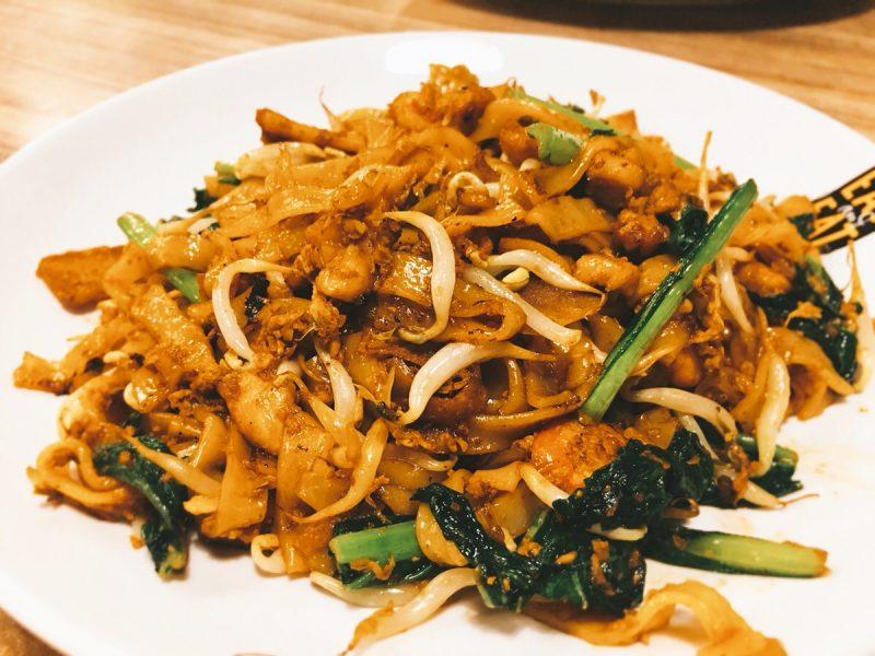 インドネシア料理「クイティアオ ゴレン」