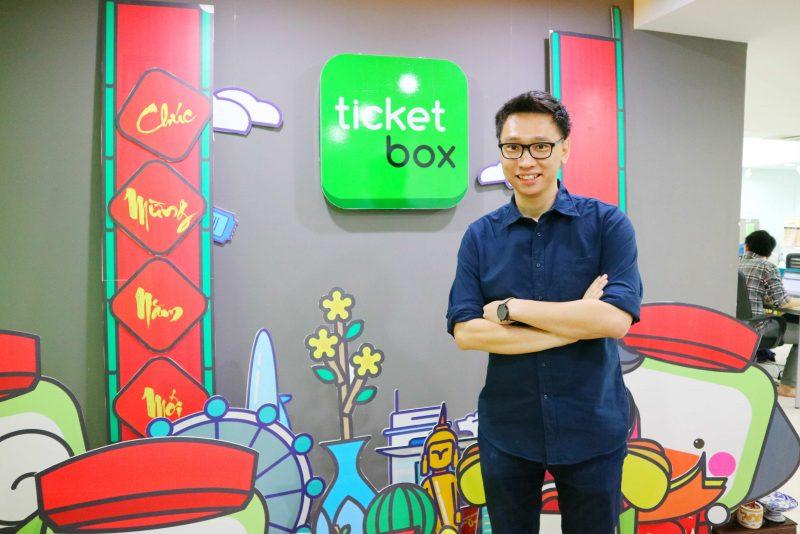 Ticketbox インタビュー