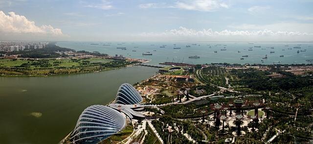 「駐在員が住みやすい国」ナンバーワン!シンガポール移住のすすめ