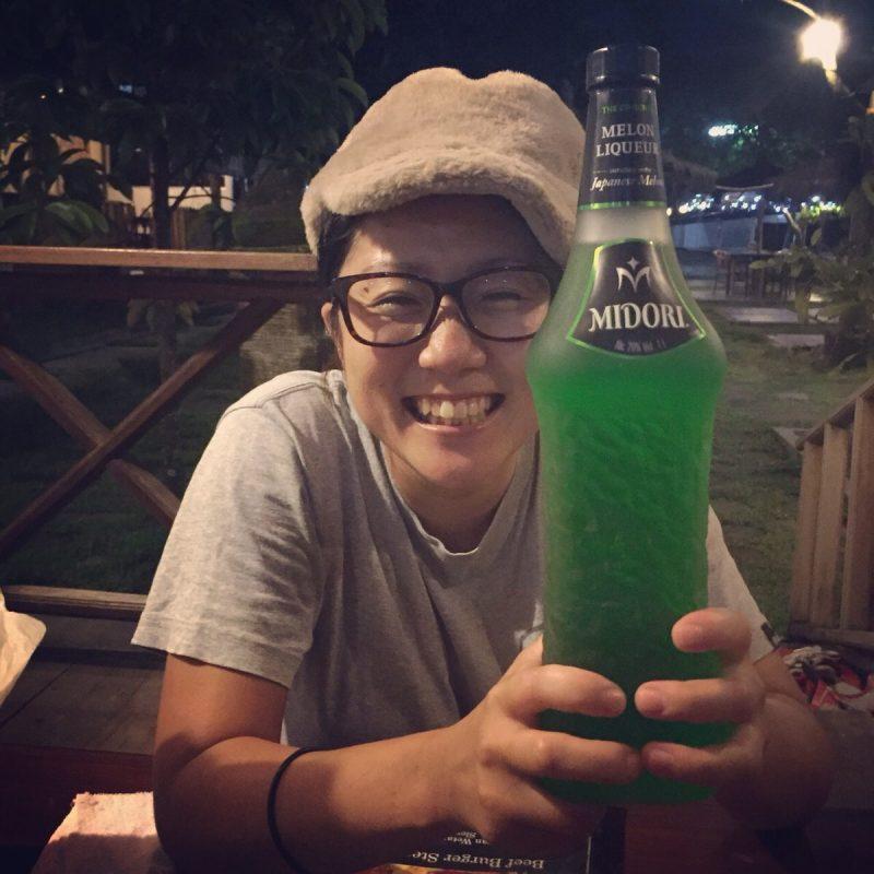 maki green